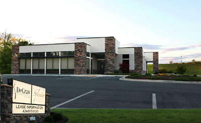 Degraw Building, Chiropractic Clinic and Salon space, commercial construction