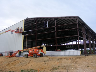 grace baptist church expansion